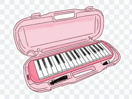 鍵盤口琴9(彩色)