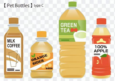Pet Bottle Type C