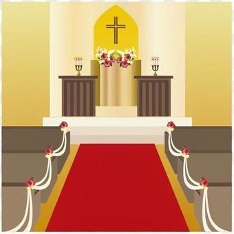 教会结婚式