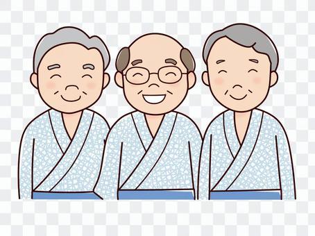 Uncle Sanity Yukata