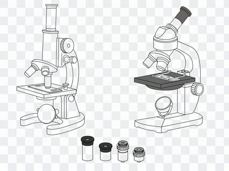 顕微鏡01