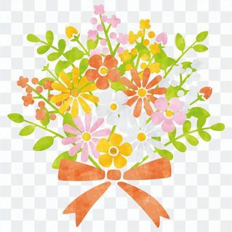 春色花束/赤系