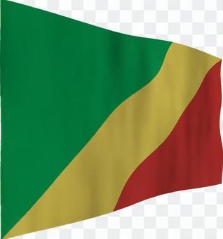剛果共和國的旗幟