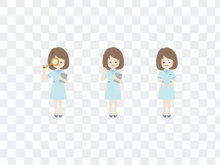 人011-護士