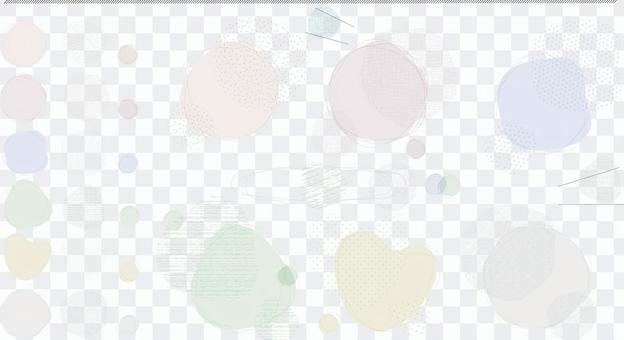 自由組合塗料+線條+質感
