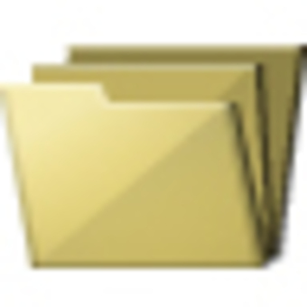 Folder icon (cream)