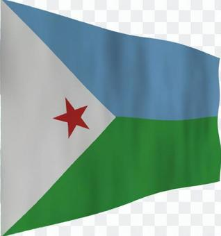 吉布提國旗