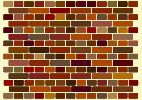 磚(英國堆積/白色面積/ POP)