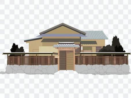Cut japanese house 2
