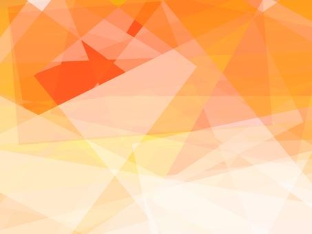 抽像圖形/橙色/橙色