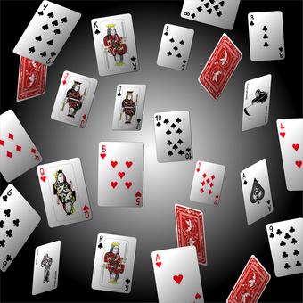 紙牌遊戲王牌小丑