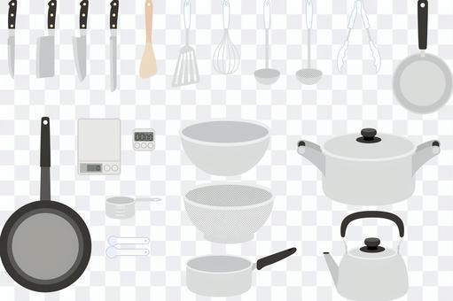 烹飪工具集