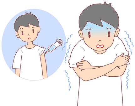 疫苗副反應/感冒/發冷