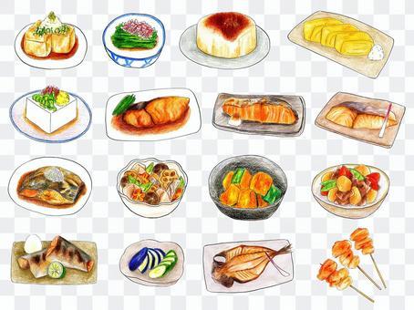 日本食品摘要03