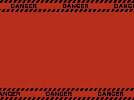 紅虎膠帶框架:危險