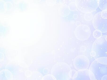 光の背景・青