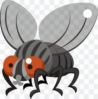 ハエ 害虫