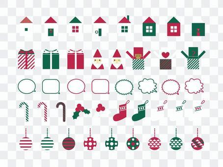 Christmas icon 1