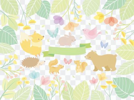 春天的插图集(8)