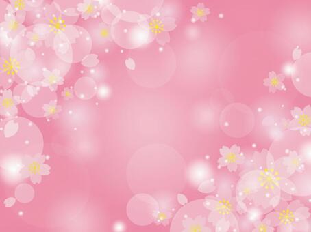 Background material <Sakura>