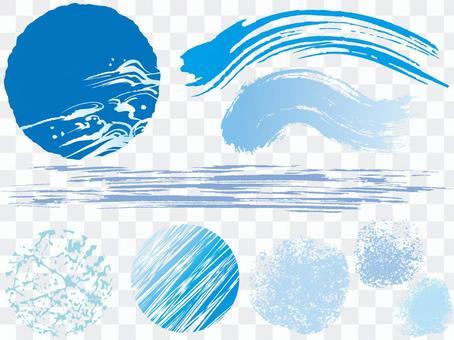 各種各樣的b_藍色_cs