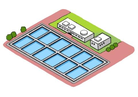 污水處理廠 淨水廠