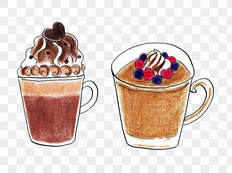 Chocolate drink 02