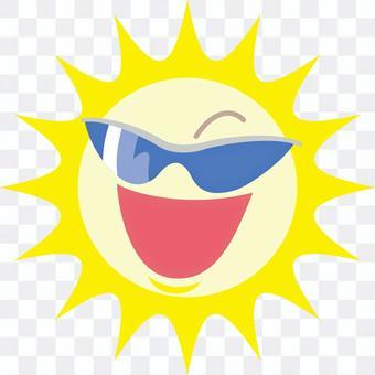 天氣晴朗(太陽)
