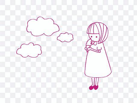 手繪girl_soft服務
