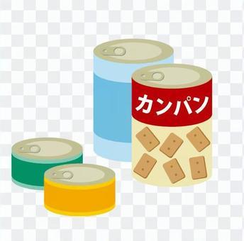 甲板和罐頭