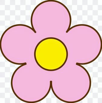 花標記形狀