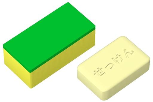 Soap sponge