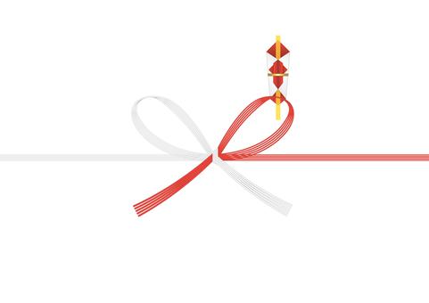 西木·水畫(5紅白)