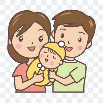 一個嬰兒的誕生