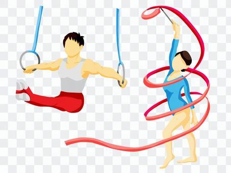 體操運動員