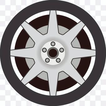 輪胎 01