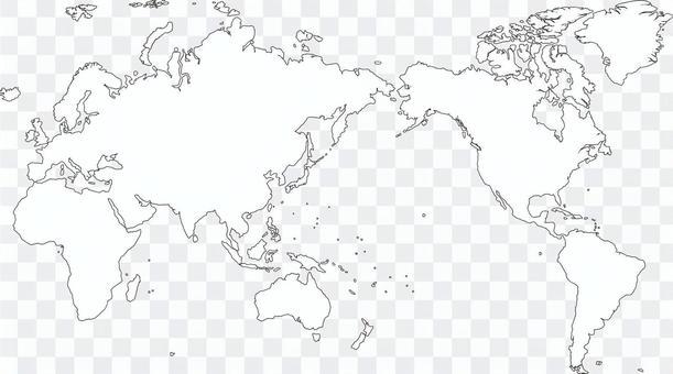 世界地圖繪圖