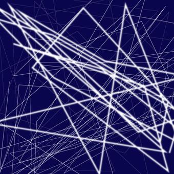 線交叉光折射圖像背景