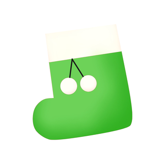 Christmas boots icon 2 (no background color)