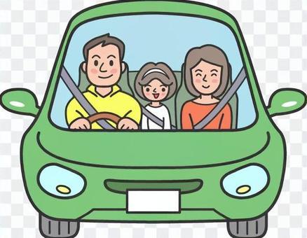 安全帶(父母和兒童)