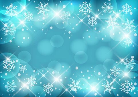 冬季圖像背景