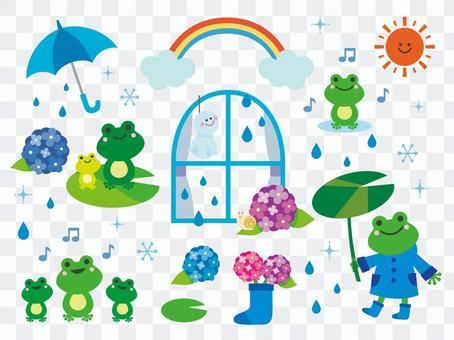 雨季的例證(2)