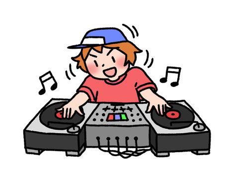 DJ person