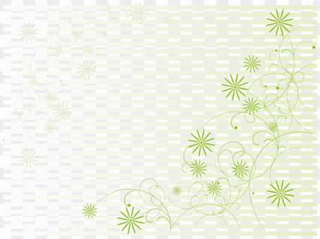 잔디의 바탕 무늬