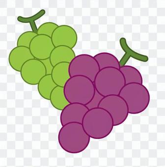 葡萄(2種)