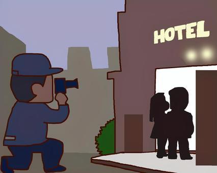 偵探調查通姦