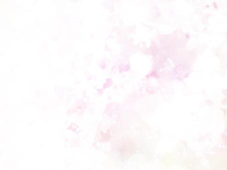 粉色閃光水彩紋理背景