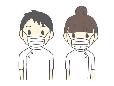 護士男女02