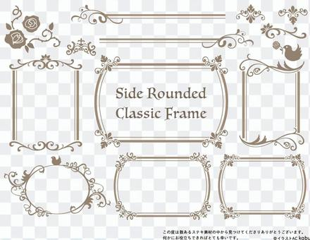 Classic frameset