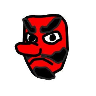 天狗的面具